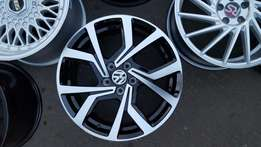 "19"" Vw Golf 7 Gti Clubsport Replica Mags"