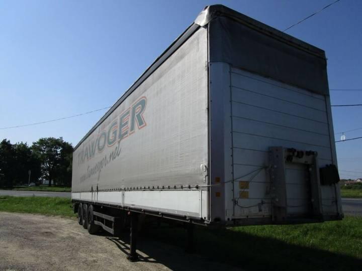 Schmitz Cargobull Bordwand - 2012