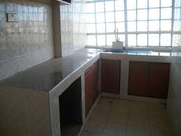 Very spacious 1 bedroom to let at Kasarani Maji mazuri
