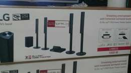 Lg home theater blueray