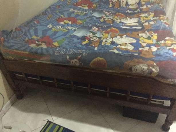 Double Bed With Mattress Westlands - image 2