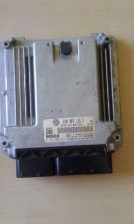 Vw Golf 5 gti Ecu Computer Box Sandton - image 1