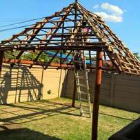 Thatching Roofs Projects