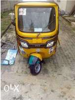 Very Clean Keke NAPEP TVS Model Nothing to Fix