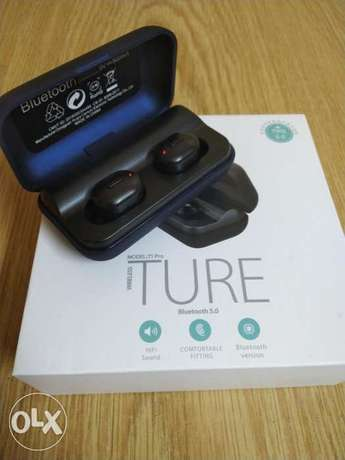 Ture earbuds T1pro bluetooth الرياض -  4