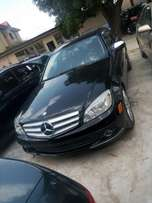 M benz C300,full-option,lagos clera.