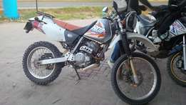 Motorcycle for sale in Tanzania honda xr baja 250