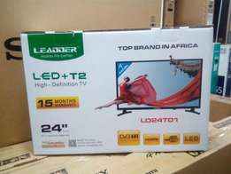 Brand New my Leader 24 inch LED digital TV available
