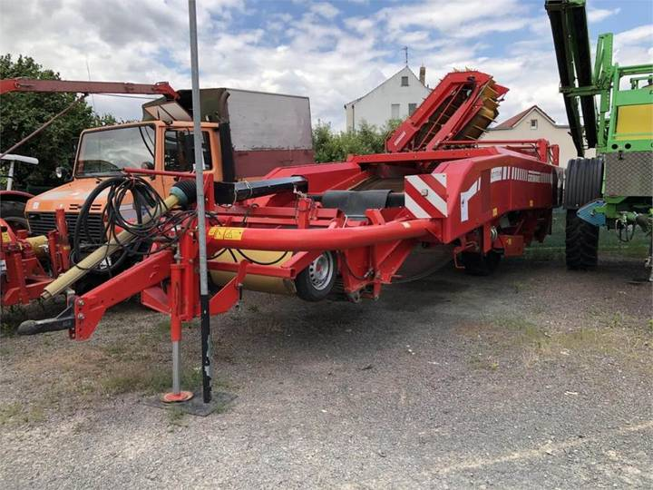 Grimme Gt 170 M Rs - Zwiebel - 2006