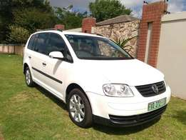 Call Haroon on 2004 Vw Touran 2.0 TDI