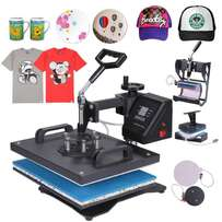 Customize T-shirts, Mugs. Plates, Hats, Tiles with this Heat Press