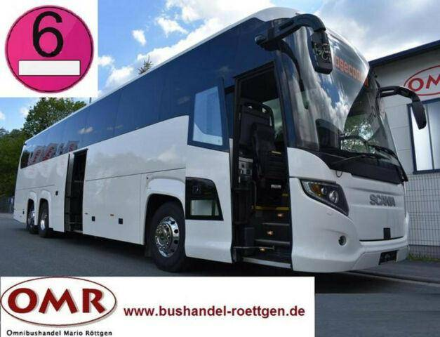 Scania Touring Higer HD / 417 / 517 / 580 / 1216 - 2015