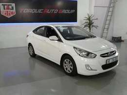 2011 Hyundai Accent 1.6 Gls Auto Sedan