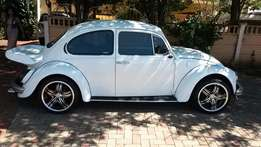 1972 Volkswagen Beetle 1600 Twinsport