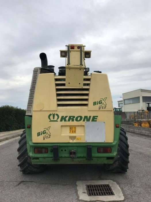Krone Big X V12 - 2005 - image 4