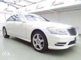 MERCEDES S CLASS 550. Amazing Ride!!
