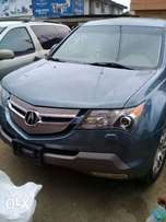 Tincan cleared tokunbo acura mdx 08 fuloption