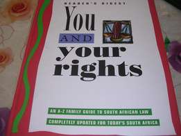 Hit back! Never has it been so important to know your rights.