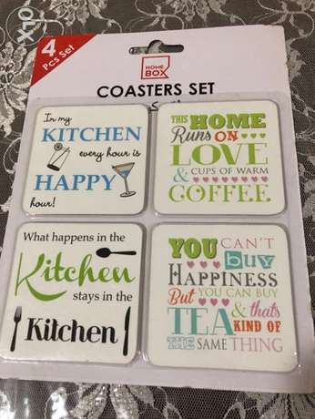 Coasters for Sale