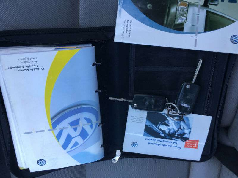 Volkswagen T5 Transporter Kasten 4Motion Klimaanlage - 2005 - image 17
