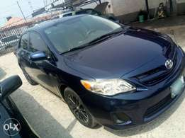 Four months old corolla for sale