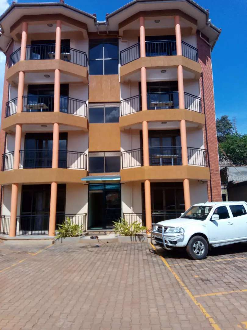Nice Looking Fully Furnished Apartments With In The Heart Of Ntinda