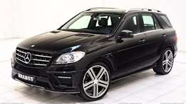 Mercedes Benz W166 ML Replacement Parts For Sale