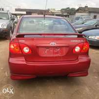 Clean affordable toyota corolla