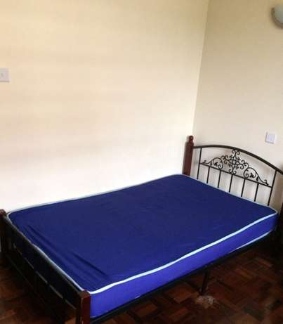 Bed for Sale with matress Woodly - image 2