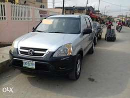 Honda Crv Registered 2005