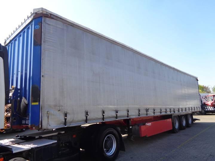 Krone SD + 3 axle - 2012