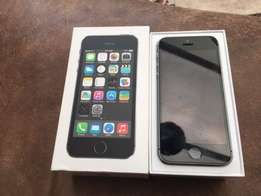 For sale Used iPhone 5s Space Grey