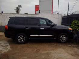 2010 upgraded to 2014 reg landcruiser..v8