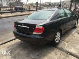 Toyota camry black for sale