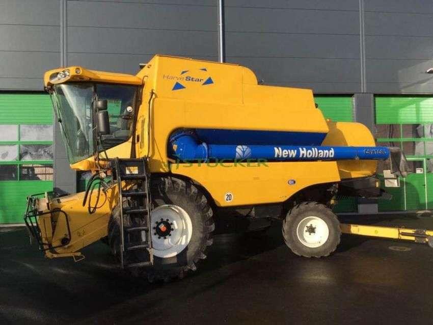 New Holland Csx7080 - 2007