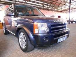 2006-Land Rover Discovery 3 V8 SE A/T