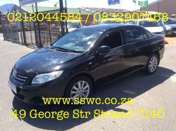 2008 Toyota Corolla 1.6 Advanced Strand - image 2