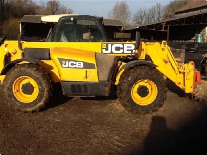JCB 531-70 AGRI PLUS - 2010