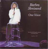 Barbra Streisand - One Voice (CD)
