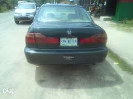 This is honda baby boy 4 plug leather good to go