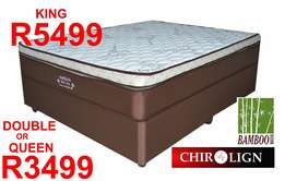 Massive Bed Sale on Luxury Queen and King Bamboo Box Top Beds WeDelGP