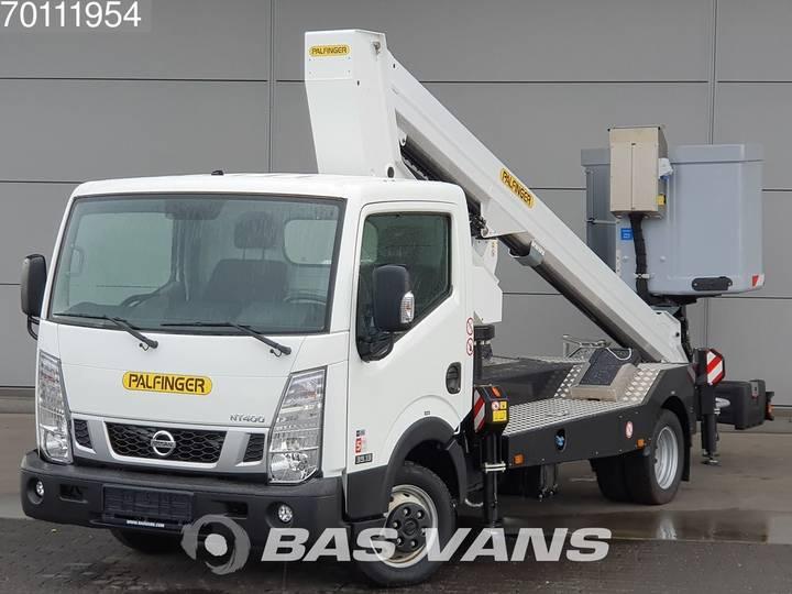 Nissan Cabstar NT400 35.13 Palfinger hoogwerker 20M Werkhoogte /... - 2018