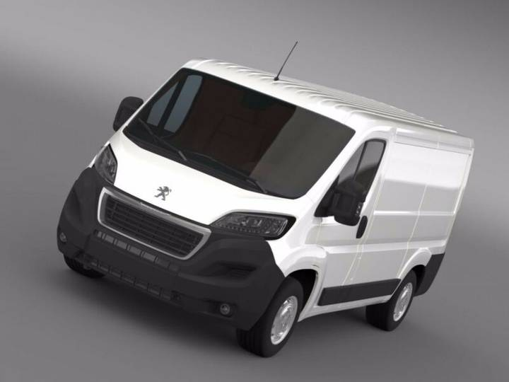 Peugeot Boxer 30 L1H1 8m3 110Ps E6+KLIMA - 2019