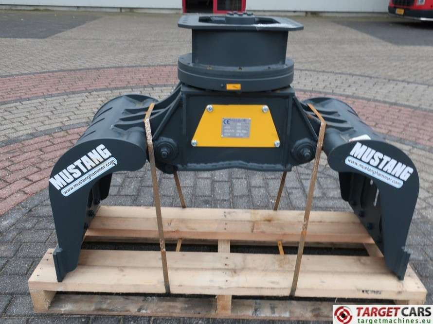 Mustang MG25 Hydr.Rotation 50cm Sorting Grapple 3~8T NEW