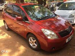 Toyota Spacio model 2001 in Excellent running condition.