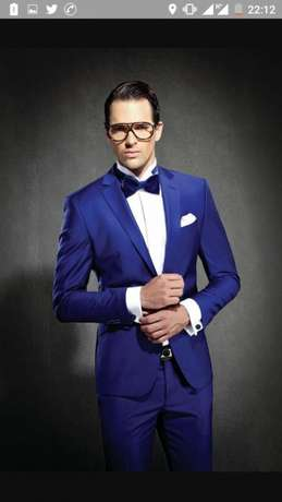 Royal blue wedding and official men suits. FREE DELIVERY. Nairobi CBD - image 2