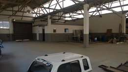 TO LET:Warehouse with Offices - Paarden Eiland