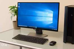 Widescreen Dell 27inches / Hp TFT monitors 23inches with 1920x1080
