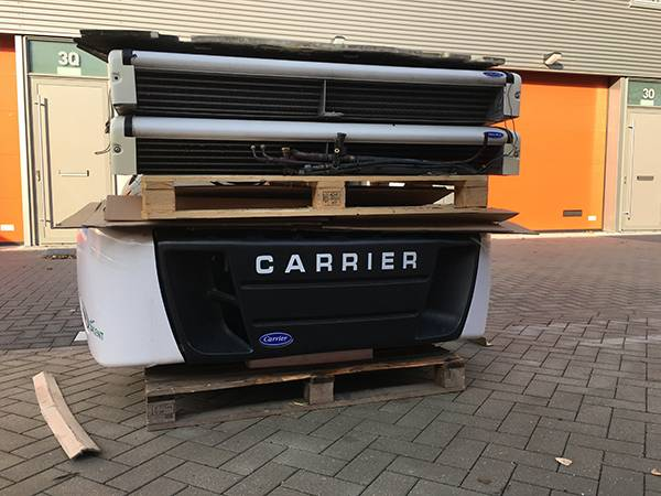 Carrier Supra 750MT - 2008