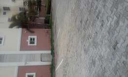 An exotic fully funished Service 2bedroom flat in a good area in Jabi